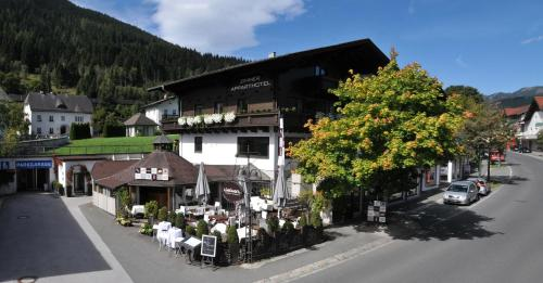 Apparthotel Restaurant Steiners - Accommodation - Eben im Pongau