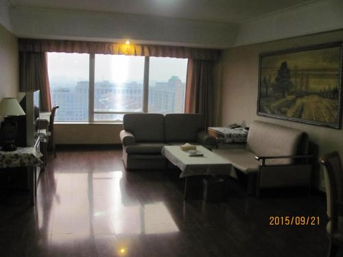 Beijing New World CBD Apartment photo 43