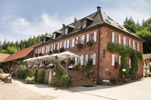 . Landhotel der Schafhof Amorbach