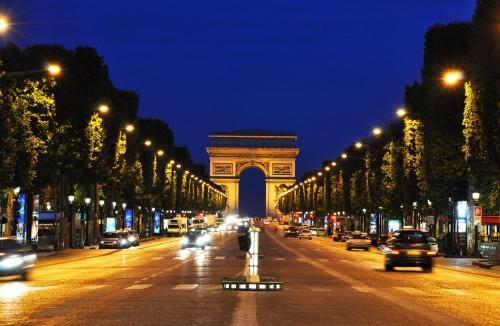 Hôtel Kleber Champs-Elysées Tour-Eiffel Paris photo 23