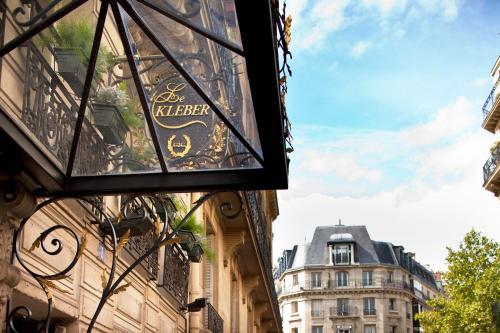 Hôtel Kleber Champs-Elysées Tour-Eiffel Paris photo 24