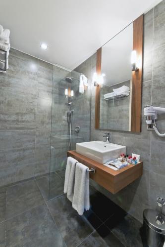 Senator Hotel Taksim Улучшенный двухместный номер с 1 кроватью