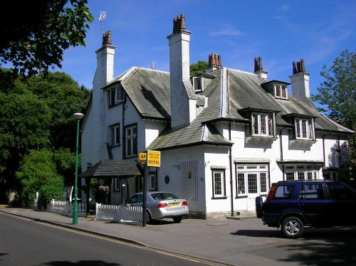East Cliff Cottage Hotel (B&B)