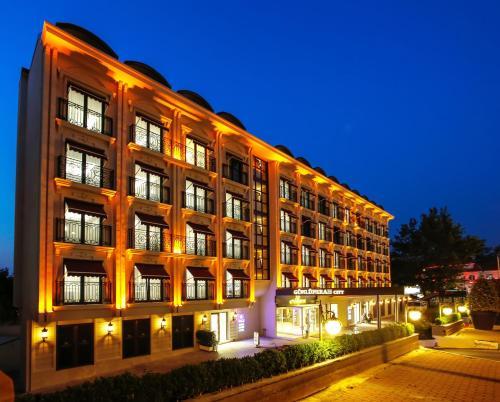 Bursa Gonluferah City Hotel directions