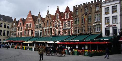 Oranjeboomstraat 4, Bruges, 8000, Belgium.