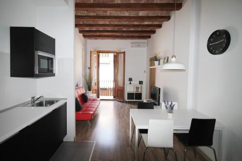 Plaza España - Fira Apartment photo 11