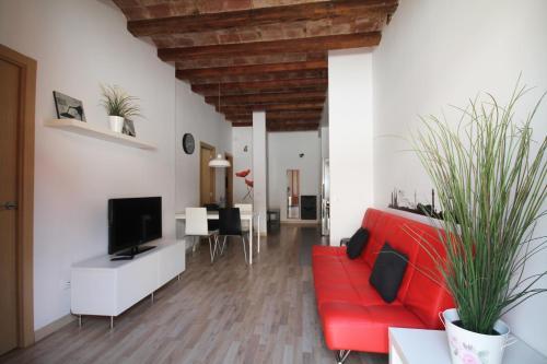 Plaza España - Fira Apartment photo 12