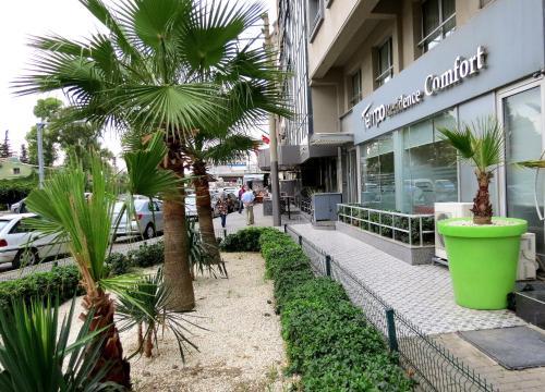Izmir Tempo Residence Comfort Izmir ulaşım