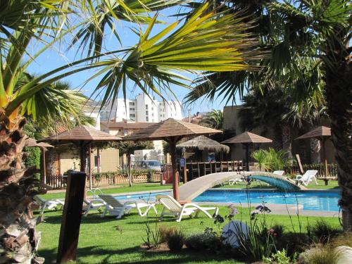 . Apart Hotel Gran Pacifico