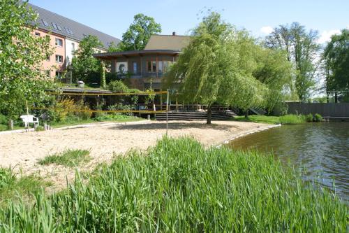 Seminar- und Gästehaus Flussbad Gartenstrasse photo 20