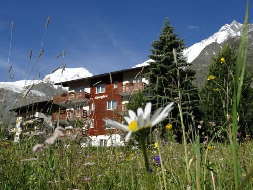 . Apartments Alpenfirn Saas-Fee