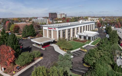 Hampton Inn Ann Arbor-South - Ann Arbor, MI MI 48108