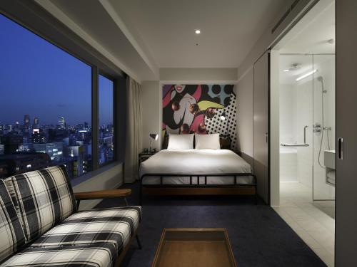 Shinjuku Granbell Hotel photo 46