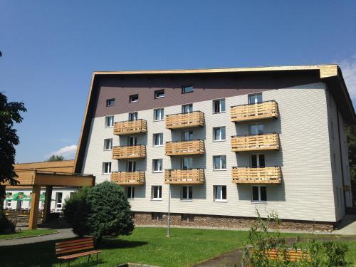 . Hotel Srní depandance - Šumava