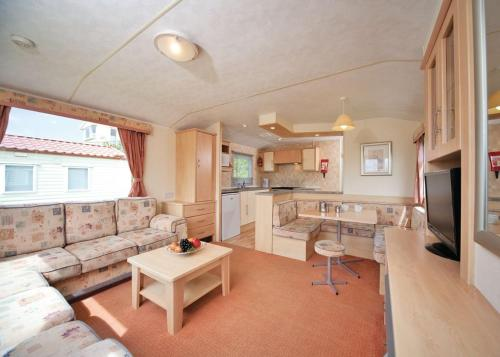 Sandymouth Holiday Resort, Bude, Cornwall