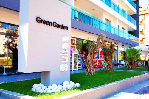 Alanya Green Garden Suites Hotel online rezervasyon