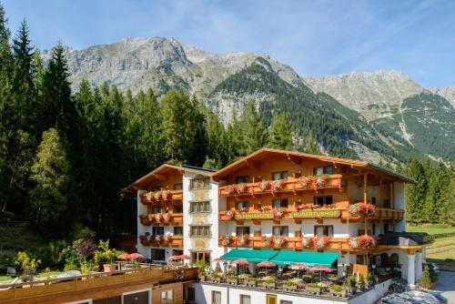 Hotel Hubertushof - Ihr Hotel mit Herz - Leutasch