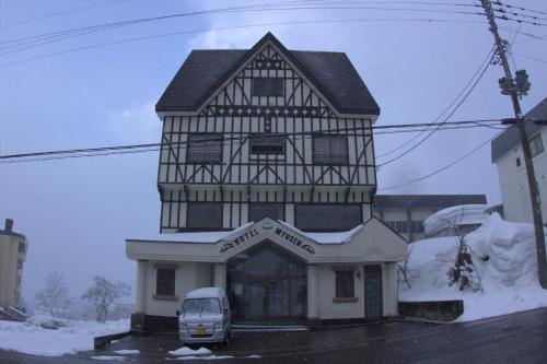 Hotel Myosen - Myoko