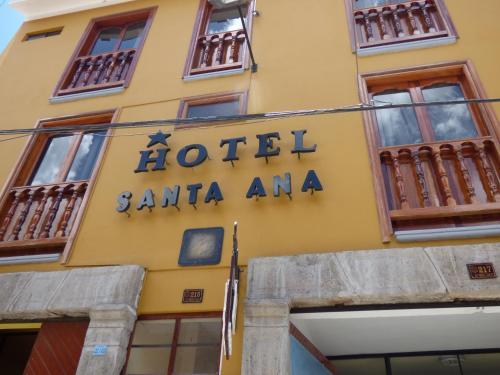 HotelHotel Santa Ana