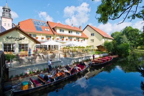 . Spreewaldhotel Stephanshof