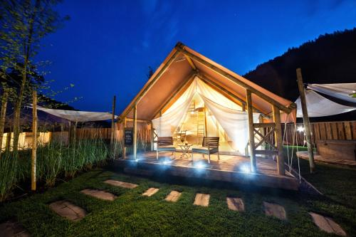 . Charming Slovenia - Herbal Glamping Resort Ljubno