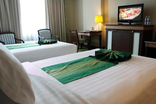 Golden Tulip Sovereign Hotel Bangkok photo 16