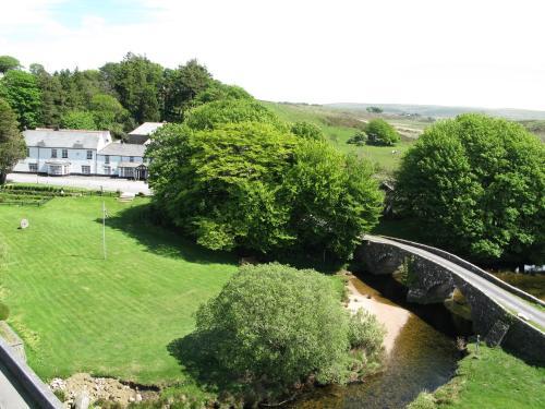 Two Bridges, Dartmoor, Devon, PL20 6SW, England.