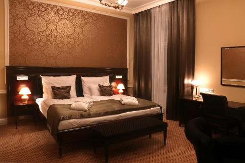 Luxury Spa Hotel Olympic Palace in Karlovy Vary - Room Deals, Photos