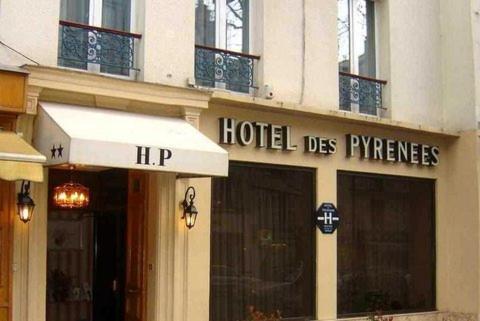 Hôtel des Pyrénées - Entre Bastille et Nation photo 23