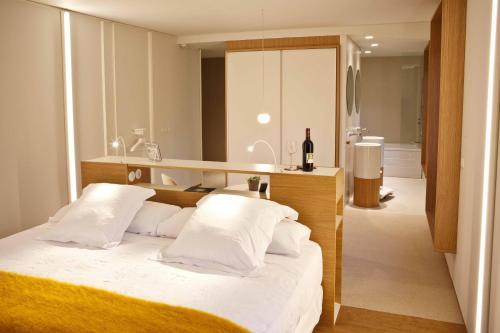 Junior Suite with Garden View - single occupancy Echaurren Hotel Gastronómico 1