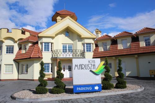 . Hotel Marusza