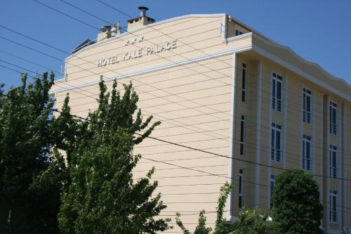 Gokceada Town Kale Palace Hotel adres