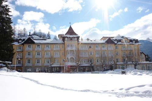 Miramonti Majestic Grand Hotel a Cortina d'Ampezzo