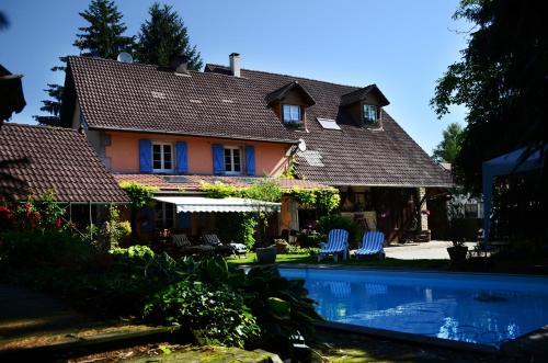 Côté Grange - Accommodation - Bourogne