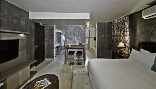Ciqala Luxury Suites - San Juan Zimmerfotos