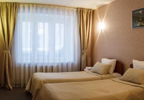 Гостиница Булгар Двухместный номер с 2 отдельными кроватями