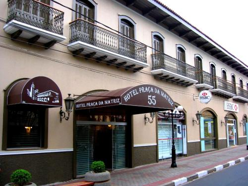 . Hotel Praça da Matriz