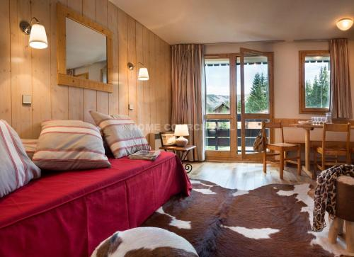 Appartement Les Brigues Courchevel 1850