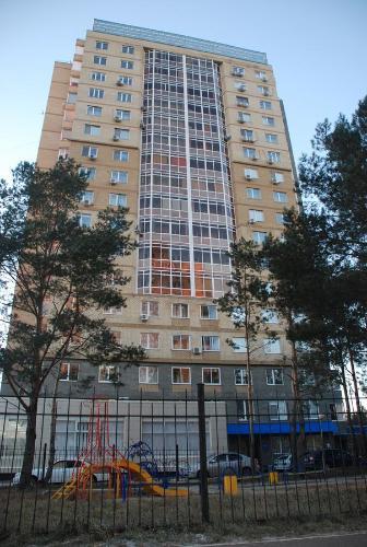 Апартаменты ЛЮКС на Раскольникова