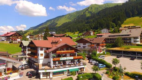 Hotel Jagdhof Kleinwalsertal/Riezlern