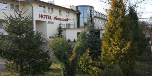 . Hotel Ambasador Chojny