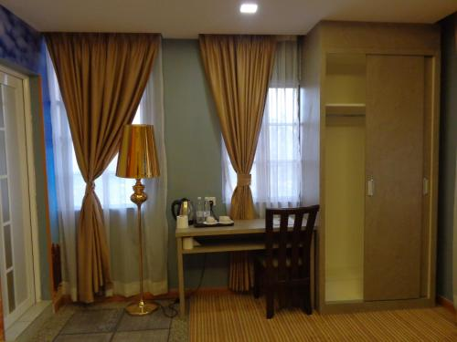 Executive Double Room (Type D)