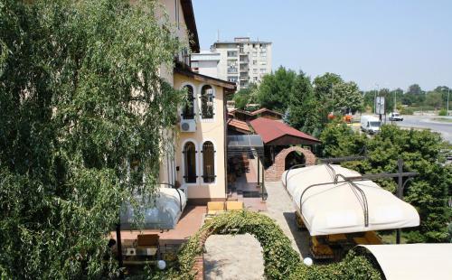 Hotel Villa Verde, Galabovo