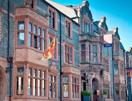 The Castle Hotel, Conwy, Conwy