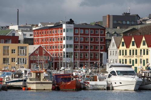 4 Tórsgøta, Tórshavn 100, Faroe Islands.