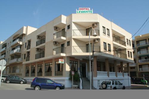Hotel Levante Guardamar del Segura