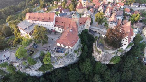Burg Hohnstein - Hotel