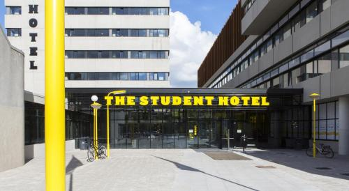 The Student Hotel Amsterdam City photo 8