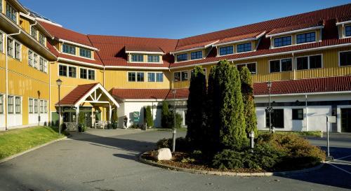 Quality Hotel Sarpsborg - Accommodation - Gralum