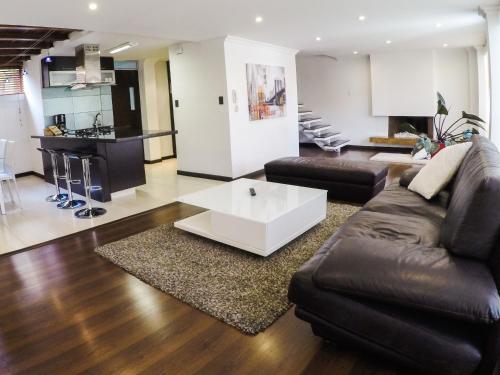 . Apartamentos Bogotá Zona Rosa